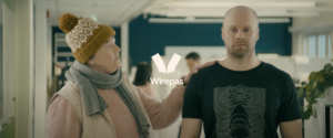 new Wirepas logo and picture from video