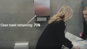 smart washrooms